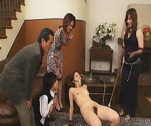 Japanese sluts used as human..