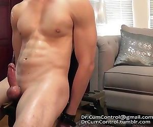 Asian cums 7 times during..