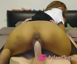 Rough Anal Sex For Asian In..