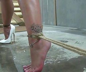 tortured slut