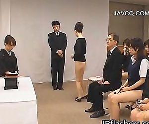 Asian Girls Go To Church..