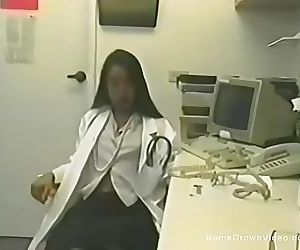 Asian nurse caught..