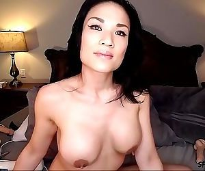 Sexy asian talking dirty 25..