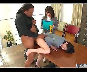 Jav Idol Yua Nanami Fucks..