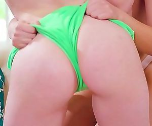 Asian lesbo licks bff for..